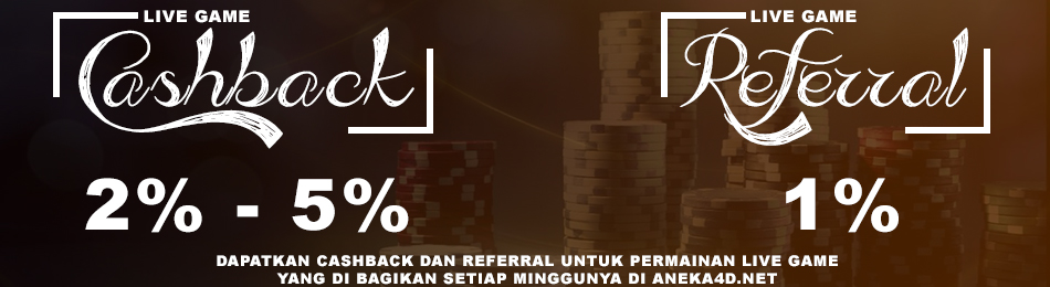 Cash Back & Referral Program